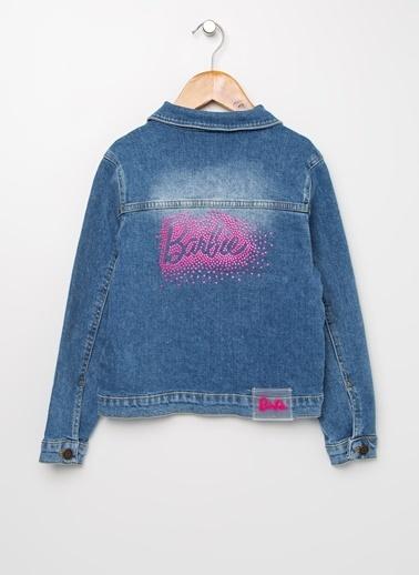 Barbie Jean Ceket İndigo
